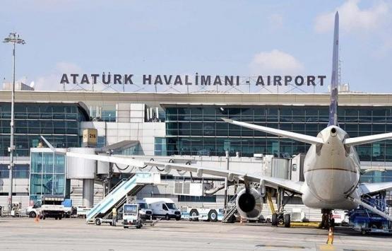 Atatürk Havalimanı'nda yıkım