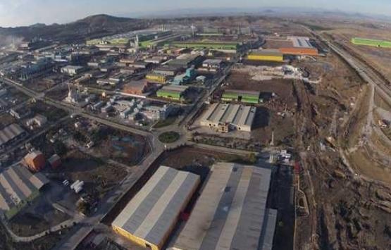 Osmaniye-Toprakkale Küçük Sanayi