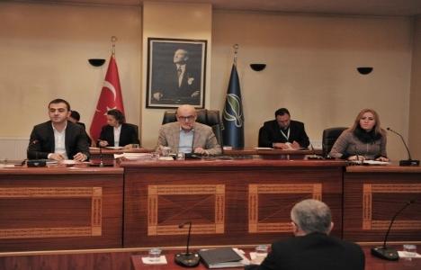 Beykoz Belediye Meclisi'nde