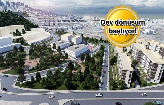 İzmir Çiğli'de kentsel dönüşüm için düğmeye basıldı!
