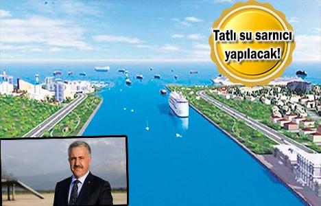 Kanal İstanbul, Marmaray gibi inşa edilecek!