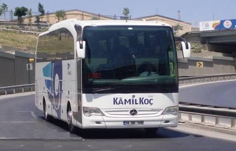 Kamil Koç bayramda 90 bin kişiye hizmet verecek!