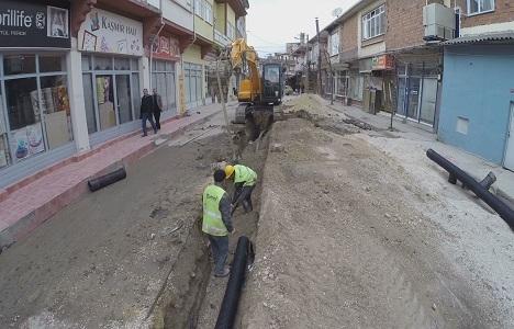Bursa Yenişehir'in altyapısı