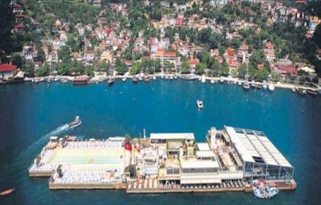Galatasaray Adası sosyal tesis olarak kalacak!