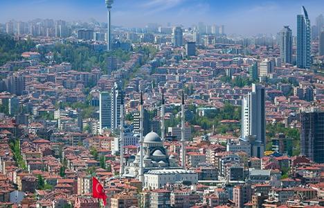 Markalı konutlar Ankara'ya