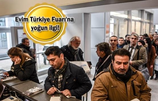 Gurbetçiler Türkiye'den ev aldı!