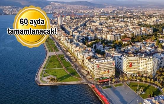 İzmir'de kentsel dönüşüm için imzalar atıldı!
