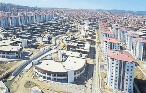 Uşak'ta 450 milyon
