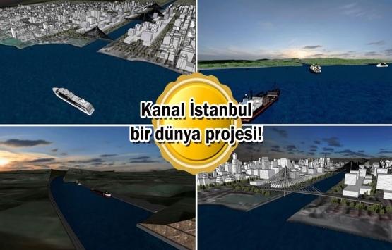 2021 Kanal İstanbul'un yılı olacak!