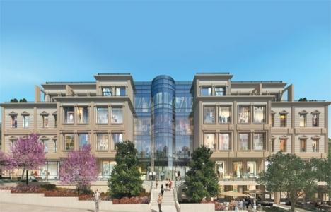 Yapı Kredi Koray Ankara Çankaya projesi Mart 2015'te teslim edilecek!