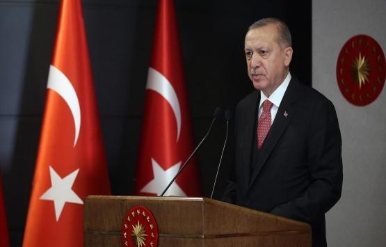 Cumhurbaşkanı Erdoğan'dan Kiev cami projesi açıklaması!