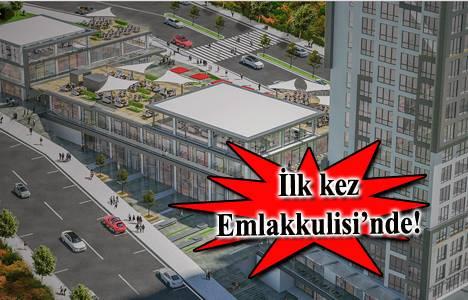 Cadde 24 dükkan fiyatları! 378 bin 500 liradan!