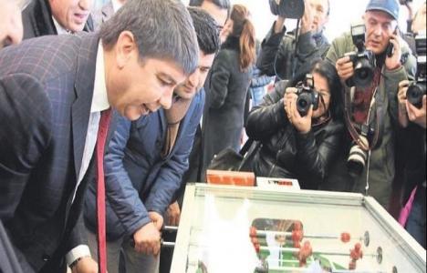 Antalyaspor Tesisleri'nin inşaatı