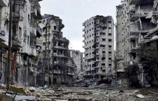 Suriye'nin inşası için 500 milyar dolarlık süreç!