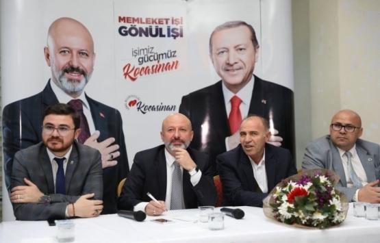 Kayseri Kocasinan'a 4