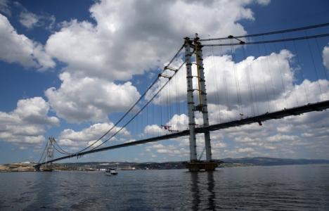 Osman Gazi Köprüsü'nde