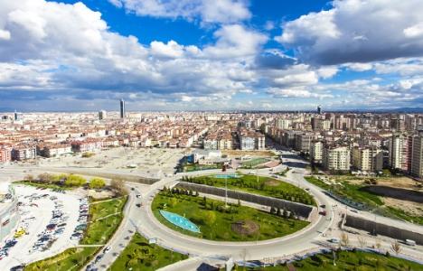 Türk Kızılayı'ndan Konya'da inşaat ihalesi!