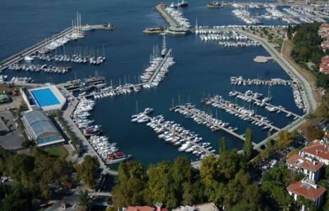 Koç Holding imza için Fenerbahçe Kalamış Yat Limanı İmar Planını bekliyor!
