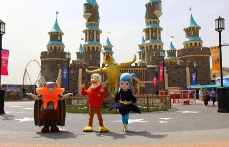 Vialand, Avrupa'nın en iyi 8. tema parkı seçildi!