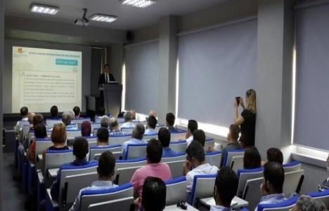 İMO Kocaeli'nde kentsel dönüşüm semineri verdi!
