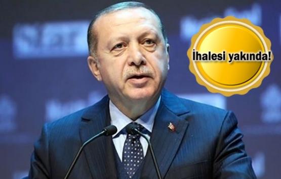 Cumhurbaşkanı Erdoğan'dan Sancaktepe