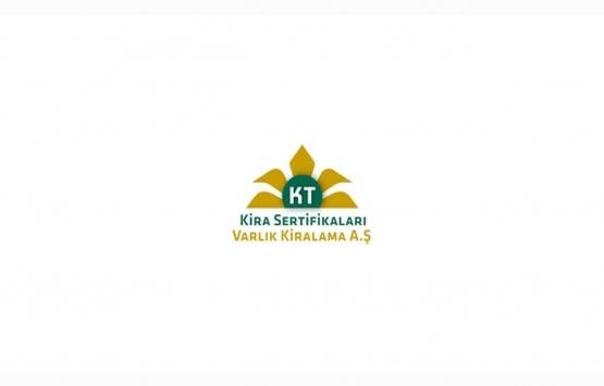 KT Kira Sertifikaları Varlık Kiralama'dan 850 milyon TL'lik kira sertifikası ihracı!