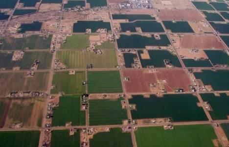 Tarım arazilerinin
