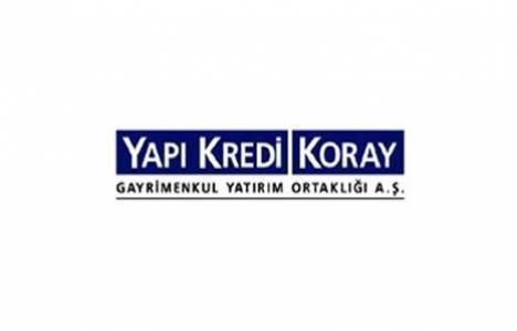 Yapı Kredi Koray 6 aylık faaliyet raporunu yayınladı!