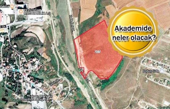 Ulaşım Akademisi arazisi için imar planı onaylandı!