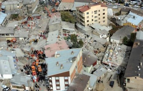 Van depreminde yıkılan binalar kentsel dönüşüme alınacak mı?