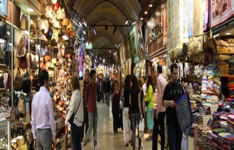 Kapalıçarşı İstanbul'un en