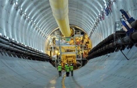 Avrasya Tüneli'nde iletişimi