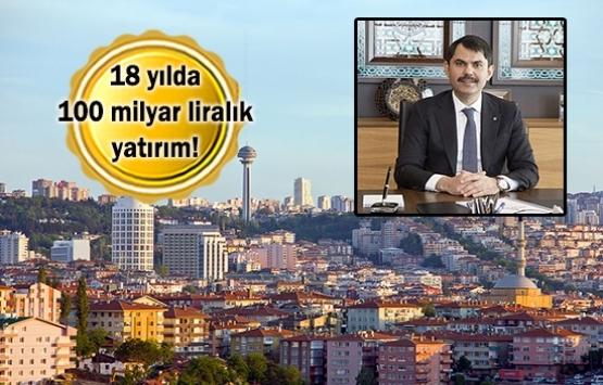 Ankara'da öncelik kentsel