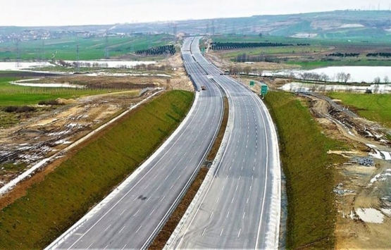 Kuzey Marmara Otoyolu'nun son kesimi bayram sonrasında açılacak!