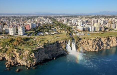 Antalya'da 8.9 milyon TL'ye satılık arsa!
