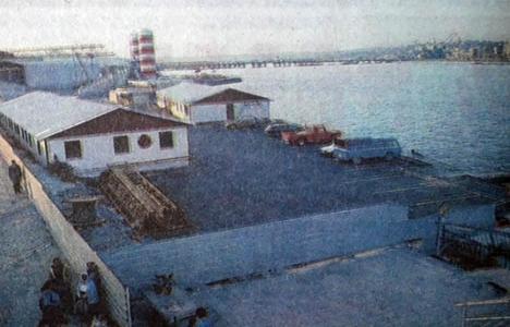 1986 yılında Galata