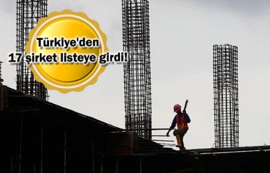 Dünyanın en büyük inşaat firmaları