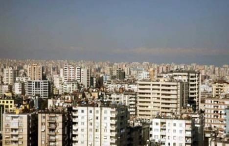 Adana'da boş arsa