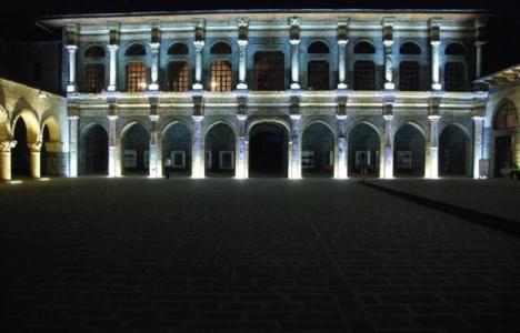 Diyarbakır Ulu Cami aydınlatıldı!