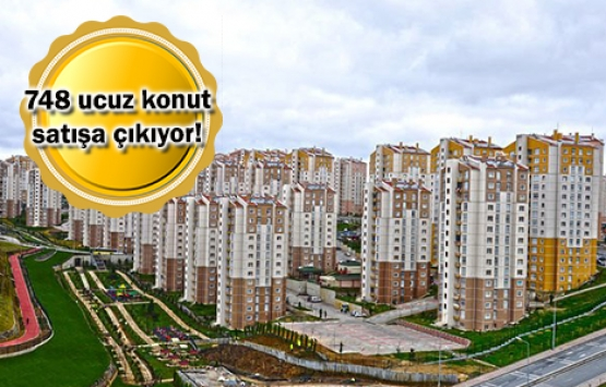 TOKİ'den 7 bin 694 TL peşinatla ev fırsatı!