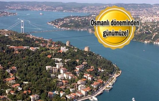 İstanbul Boğazı'ndaki ünlü yalılar ve sahipleri!