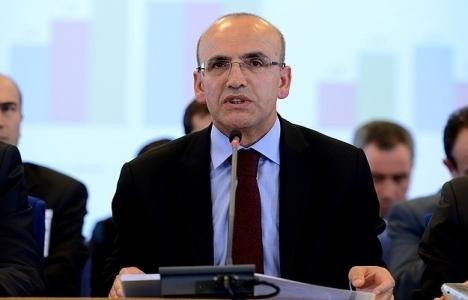 Mehmet Şimşek, 2015 yılı bütçesini sundu!