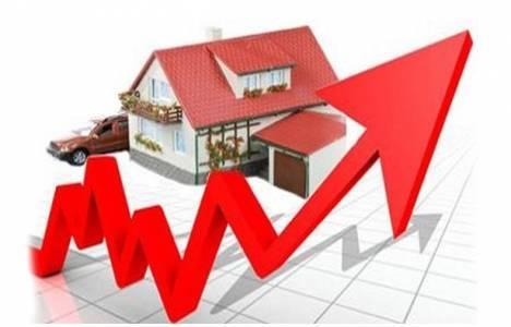 Yeni konut fiyatları yüzde 13,55 arttı!