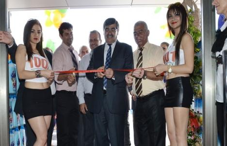 Kıbrıs 1001 Airport Mall AVM 22 Mayıs'ta açılacak!