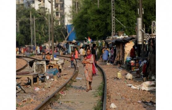 Yeni Delhi gecekondu