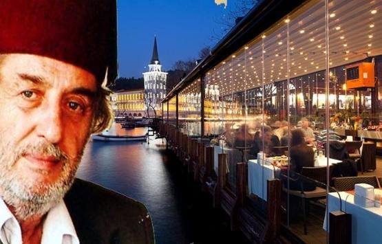 Kadir Mısıroğlu'nun restoranı İBB'yi karıştırdı!
