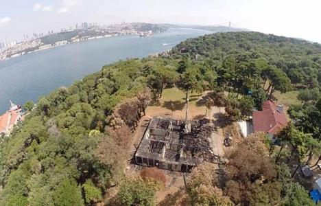 Üsküdar Hüseyin Avni Paşa Köşkü'nün yerine bina mı yapılacak?