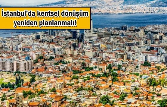 Kentsel dönüşümde 'imar alanları ve riski bölgeler' ayrıntısı!