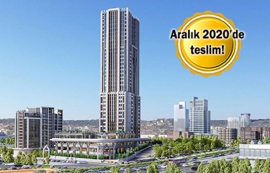 Lüks İstanbul'da fiyatlar 377 bin TL'den başlıyor! Yeni proje!