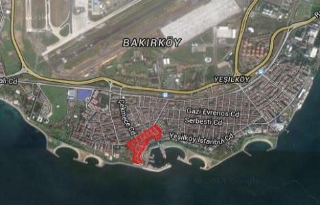 Yeşilköy Köyiçi Kentsel Sit Alanı imar planı askıda!